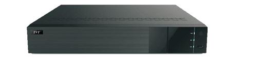 دستگاه دی وی آر تی وی تی مدل TD-3332H4-A1