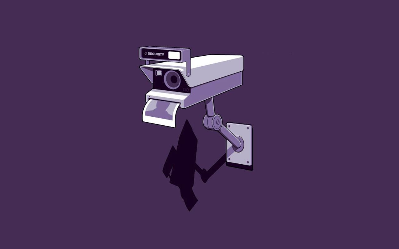 تاریخچه دوربین مداربسته